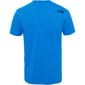 The North Face Mountain Line - T-shirt manches courtes Homme - bleu
